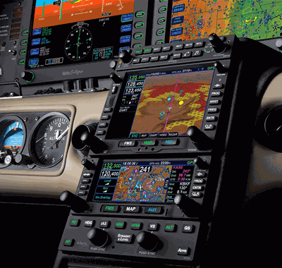 Aircraft Avionics Parts