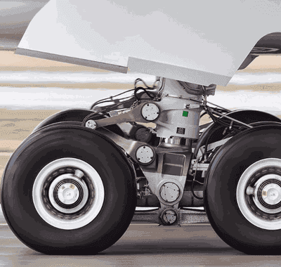 Aircraft Landing Gear Parts